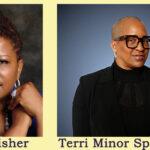 Brandi Fisher and Terri Minor Spencer